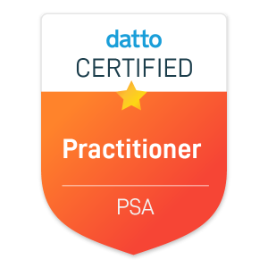 Datto Certifed Practitioner